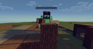 Get Banned! Minecraft Map & Project