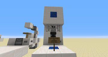 Anvils Dispenser Minecraft Map & Project