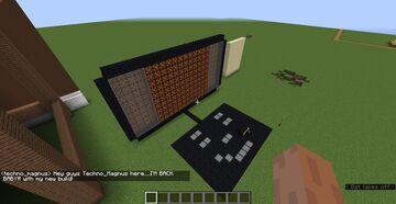 NEW Desk setup Minecraft Map & Project