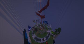 BendingMC - Spawn Minecraft Map & Project
