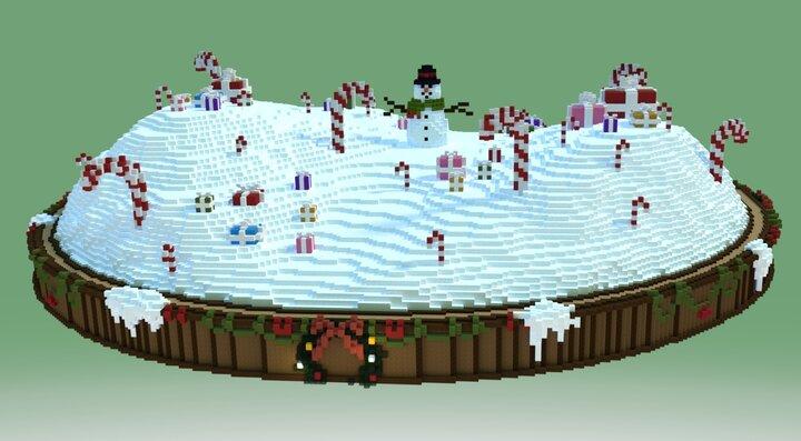 Popular Server Project : ♡ Christmas WonderLand ♡