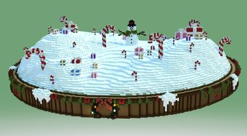♡ Christmas WonderLand ♡ Minecraft Map & Project