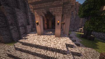 Gothic 2 Vatras Chapel [DOWNLOAD] Minecraft Map & Project