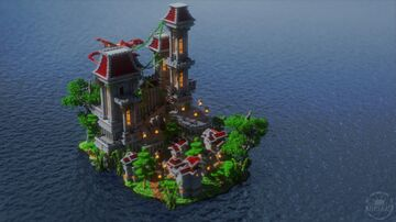 Lost Kingdom Minecraft Map & Project