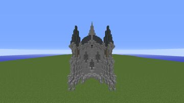 Gothic House + DOWNLOAD! Minecraft Map & Project