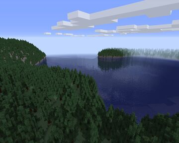 Viking Fjords Minecraft Map & Project