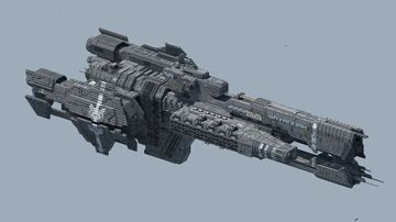 "Halo Reach: UNSC Paris Class Heavy Frigate ""Savannah"" 1:1 Scale Minecraft Replica Minecraft Map & Project"