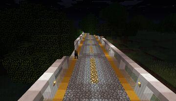 ヨッシー高速道路 Yoshi Expressway Minecraft Map & Project