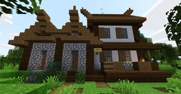 Medieval Bakery Minecraft Map & Project