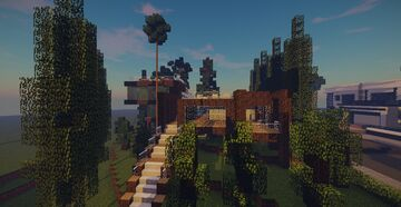 Modern House (December Projects #5) Minecraft Map & Project