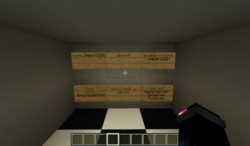 FNaF(Five Nights at Freddy's) 1 Minecraft Map & Project