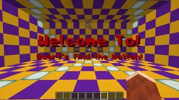 Dwarfs Find The Button V1 Minecraft Map & Project