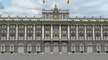 Royal Palace of Madrid Minecraft Map & Project