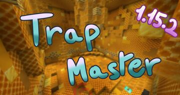 Trap Master /1.15.2 (Puzzle Map) Minecraft Map & Project