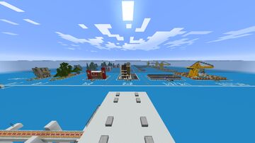 My contest entry Minecraft Map & Project