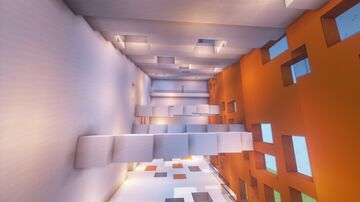 mirrors edge catalyst inspired city Minecraft Map & Project
