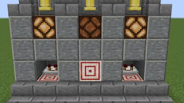 Moving Targets Mini Game - 1.16 Minecraft Map & Project