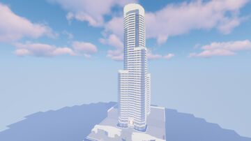Alvear Tower B.s A.s. Argentina Minecraft Map & Project
