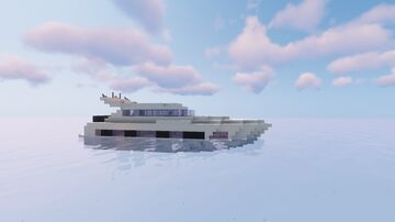 Sports Yacht - 56ft Minecraft Map & Project