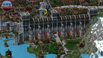 Blackfield Wall Minecraft Map & Project