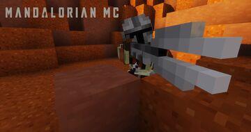 Mandalorian MC: Server Warps Overview Minecraft Map & Project