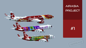 AirAsia project - The First Chapter [+Download] Minecraft Map & Project