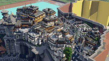 breaking Dawn #懐草(natsu kusa) Minecraft Map & Project