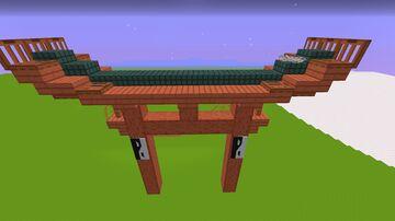 Torii Gate - Medium Minecraft Map & Project