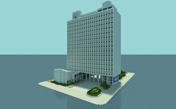 Ministry of Education and Health | Ministério da Educação e Saúde Minecraft Map & Project