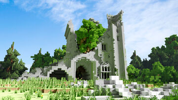 Castle Carr - Yorkshire Minecraft Map & Project