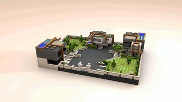 ModernChill - 1v1 PvP Map Minecraft Map & Project