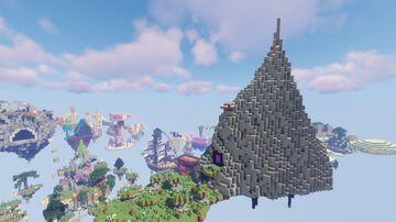 Parkour Islands Minecraft Map & Project