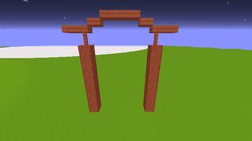 Torii Gate - Small Minecraft Map & Project
