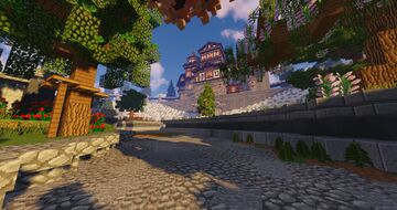 This is a final arena for PVP   ( 4x1 ) Minecraft Map & Project