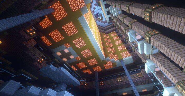 The Dazzling Dream Atrium!