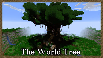 The World Tree of Gundahar Minecraft Map & Project