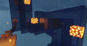 Super Ultra Hard Minecraft Parkour Minecraft Map & Project