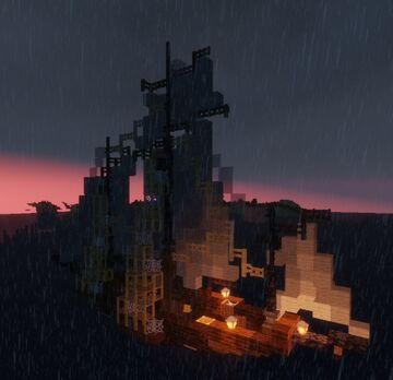 Chasse Marée Minecraft Map & Project