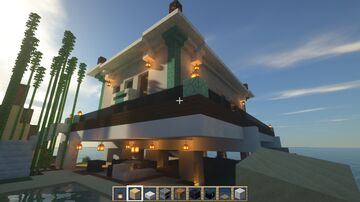 DB Ultimate House Minecraft Map & Project
