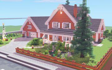 Home Sweet Home: Interior Decorators Minecraft Detail Contest (Cedar Estate) Minecraft Map & Project