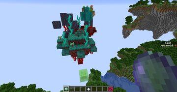 Infinity Parkour : map parcour 1.16 & + Minecraft Map & Project