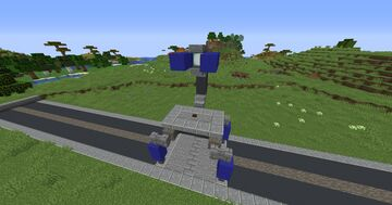 Mech Fight Minecraft Map & Project