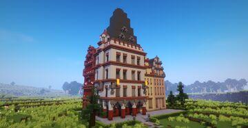 "Cornerhouse ""Steipe"" 1:1 - Trier Minecraft Map & Project"