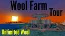 Wool Farm (Unlimited Wool) survival Minecraft Map & Project