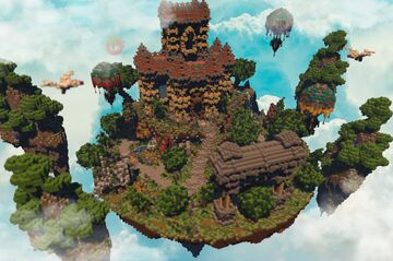 🏰 VILLAGE SURVIVAL SPAWN ► [FREE DOWNLOAD] 🏰 Minecraft Map & Project