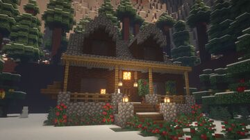 Winter Puzzleland Minecraft Map & Project
