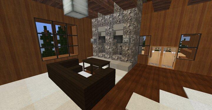 upstairs side room