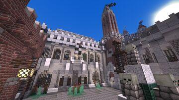 Palazzo di Giustizia Minecraft Map & Project