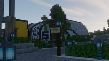 S.S.Mall Minecraft Map & Project