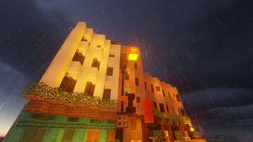 UK street | UK buildings | Домики Minecraft Map & Project